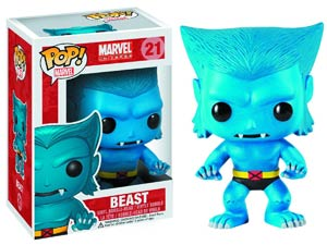POP Marvel Classic 21 Beast Vinyl Bobble Head