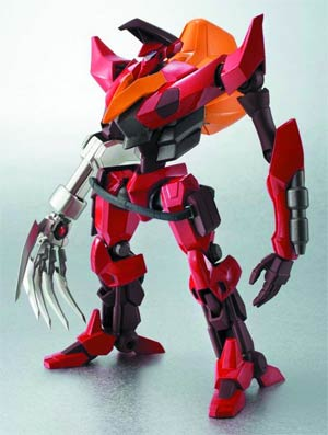 Robot Spirits #136 Knight Mare Frame Guren Type-02 Action Figure