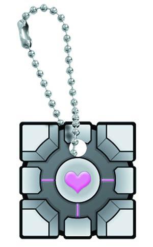 Portal Key Cap - Original Companion Cube