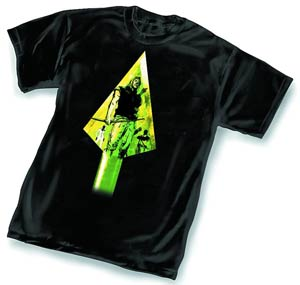 Green Arrow Year One T-Shirt Large