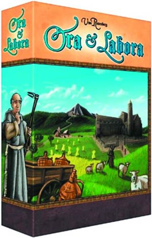 Ora & Labora Board Game