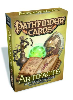 Pathfinder Item Cards - Artifacts