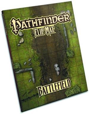 Pathfinder Flip Mat - Battlefield