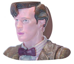 Doctor Who Figural Mug - Eleventh Doctor
