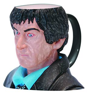 Doctor Who Figural Mug - Second Doctor