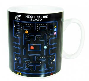 Pac-Man Giant Maze Mug
