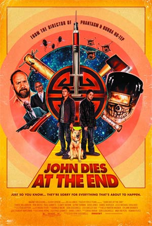John Dies At The End Blu-ray DVD