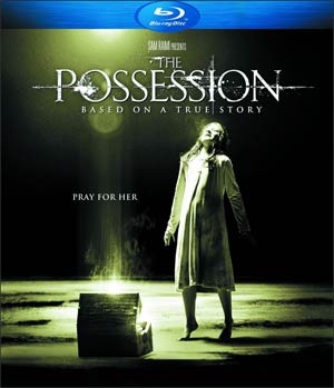 Possession Blu-ray DVD