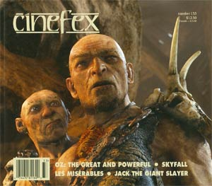 Cinefex #133 Apr 2013