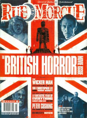 Rue Morgue Magazine #133 May 2013