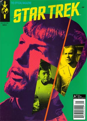 Star Trek Magazine #44 Apr 2013 Previews Exclusive Edition