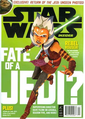 Star Wars Insider #140 Apr 2013 Newsstand Edition