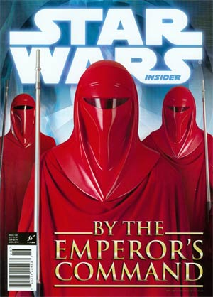Star Wars Insider #140 Apr 2013 Previews Exclusive Edition