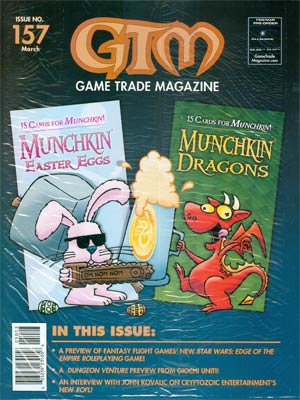 Game Trade Magazine #157