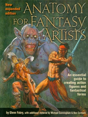 Anatomy For Fantasy Artists SC 2nd Edition