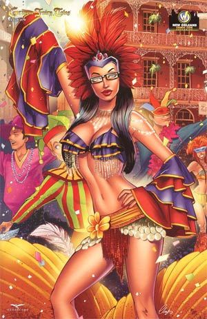 Grimm Fairy Tales #79 Wizard World New Orleans Exclusive Variant Cover