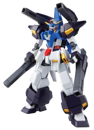 Gundam Model Kit Action Figure Gundam Age High Grade 1/144 Scale #30 Gundam Age-3 Fortress AGE-3F