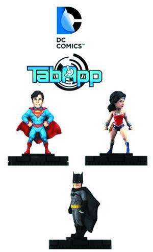DC HeroClix DC Superheroes TabApp Pack
