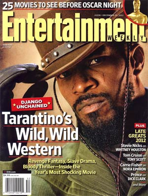 Entertainment Weekly #1238 Dec 21 2012