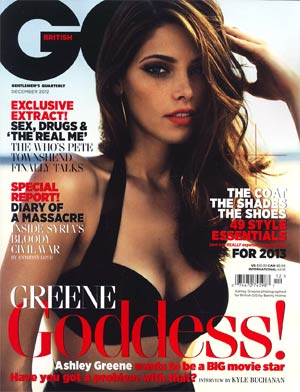 GQ UK Dec 2012