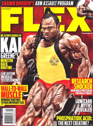 Flex Magazine Vol 30 #1 Jan 2013