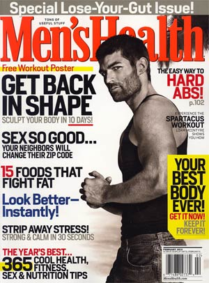 Mens Health Vol 28 #1 Feb 2013