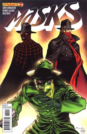 Masks #2 Regular Ardian Syaf Cover