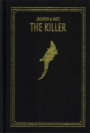 Killer Vol 1 HC Leather Bound Edition