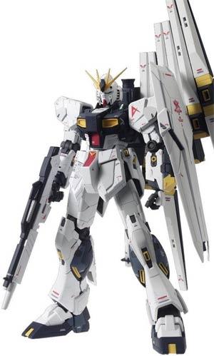 Gundam Master Grade 1/100 Kit - Ver.Ka - Mobile Suit RX-93 Nu Gundam