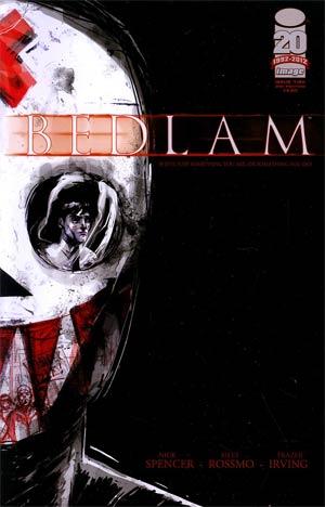 Bedlam #2 2nd Ptg