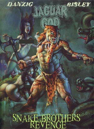 Jaguar God Snake Brothers Revenge GN