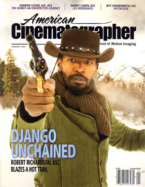 American Cinematographer Vol 94 #1 Jan 2013