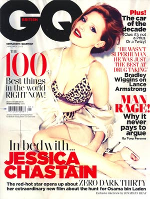 GQ UK Jan 2013