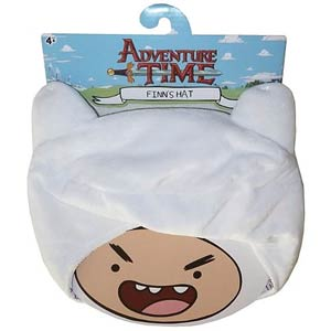 Adventure Time Deluxe Hat - Finn