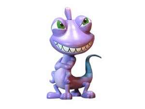 Monsters Inc Cosbaby - Randall