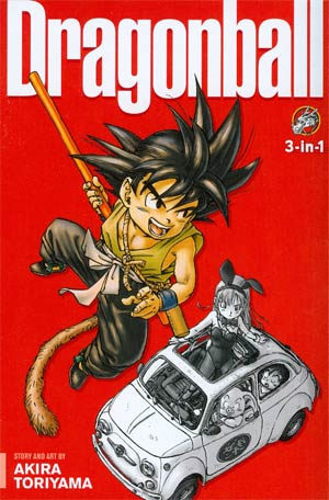 Dragon Ball 3-In-1 Edition Vols 1 - 2 - 3 TP