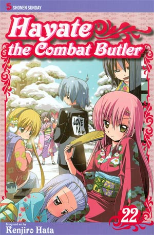 Hayate The Combat Butler Vol 22 TP