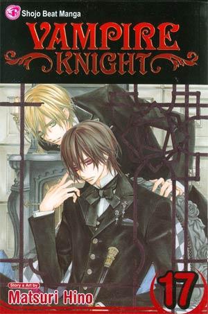 Vampire Knight Vol 17 TP