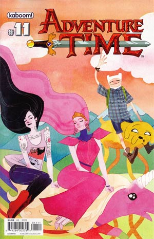Adventure Time #11 Regular Cover B Kevin Wada