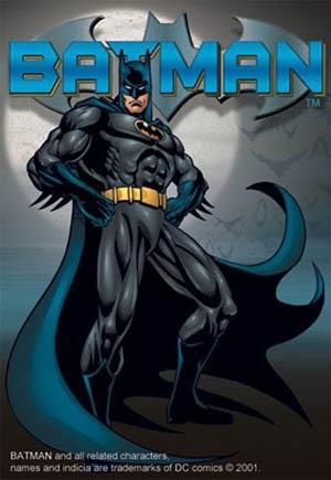 Batman Standing Keychain (65059KEY)