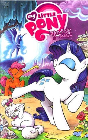 My Little Pony Friendship Is Magic #1 Complete Box Set 3rd Ptg