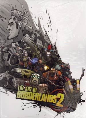 Art Of Borderlands 2 SC