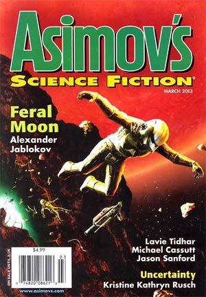 Asimovs Science Fiction Vol 37 #3 Mar 2013