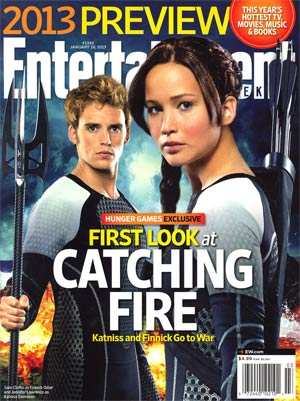Entertainment Weekly #1242 Jan 18 2013