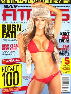 Inside Fitness Magazine #37 Feb / Mar 2013