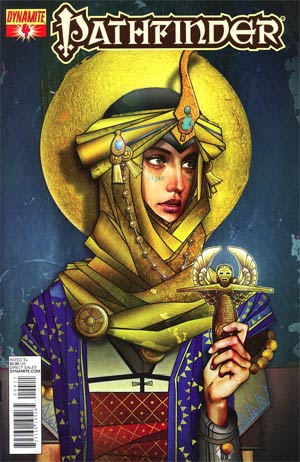 Pathfinder #4 Regular Erik Jones Cover