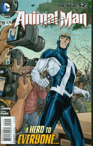 Animal Man Vol 2 #19