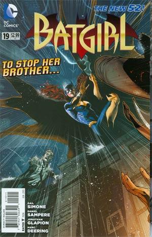 Batgirl Vol 4 #19