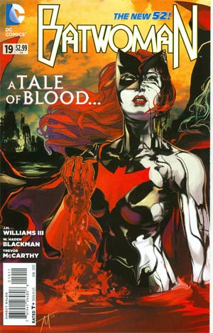 Batwoman #19 Regular Trevor McCarthy Cover
