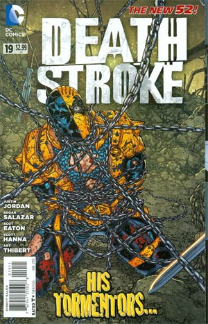 Deathstroke Vol 2 #19